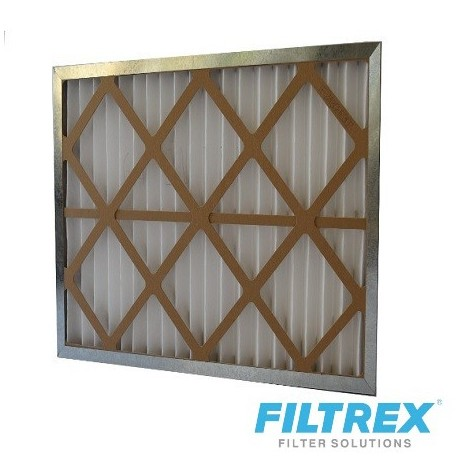 Galvanized Pleat Filters